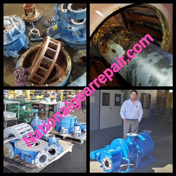 nash pump repair and rebuild
