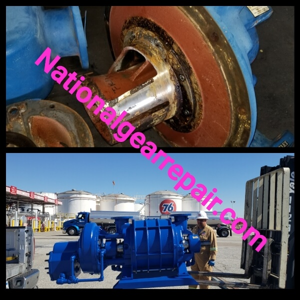 nash pump repair