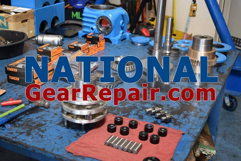 Camco Gearbox Repair Service