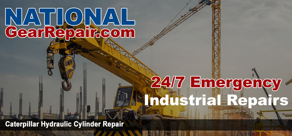 caterpillar pneumatic and hydraulic cylinder repair