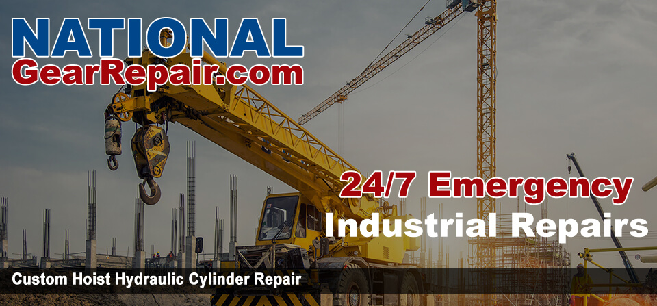 custom hoist pneumatic and hydraulic cylinder repair