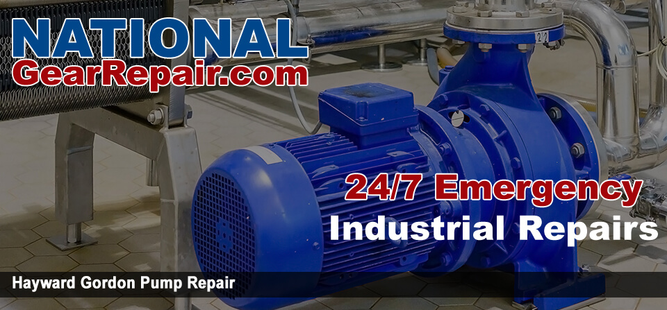 hayward gordon pump repair and rebuild
